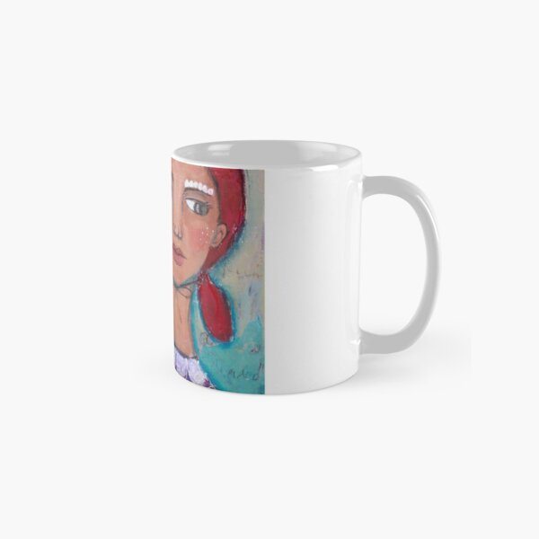 She Loved Them All Classic Mug