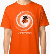 Vertigo spiral poster cover Classic T-Shirt