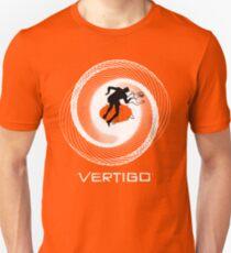 Vertigo spiral poster cover T-Shirt
