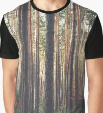 Forest in Autumn Graphic T-Shirt
