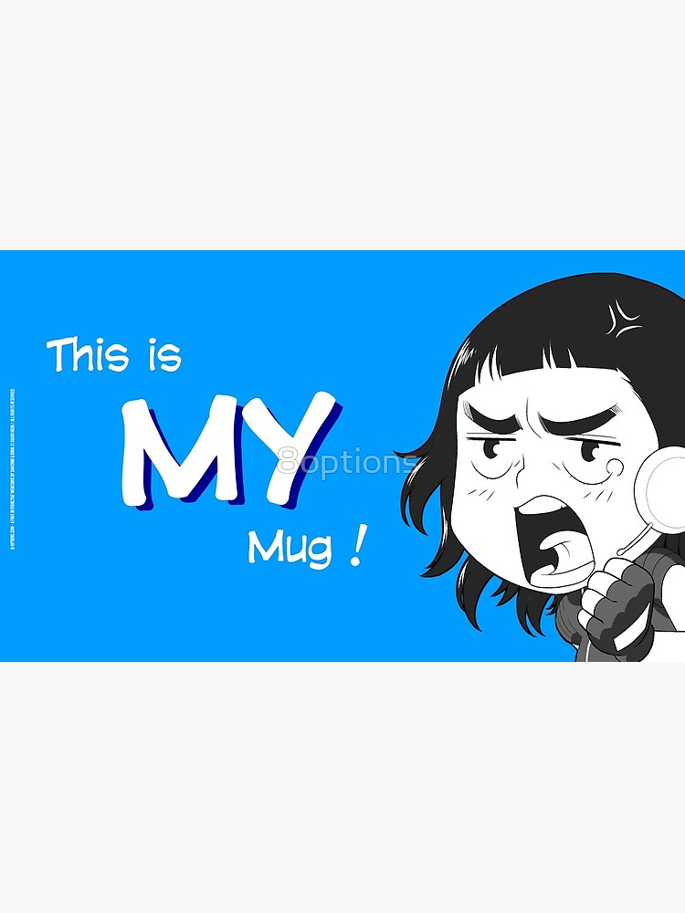 « 8-OPTIONS.COM - EN - MY MUG - BLUE - 10$ for the Authors » par 8options