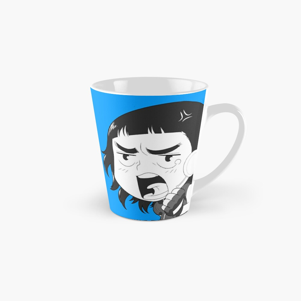 Mug «8-OPTIONS.COM - FR - MA TASSE - BLEU - 10 $ pour auteurs»