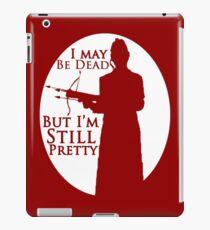 Buffy - Prophecy Girl iPad Case/Skin