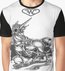 87 Horse Graphic T-Shirt