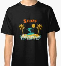 Surf Mania Classic T-Shirt