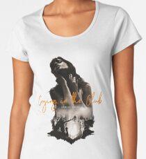 Camila - Crying Women's Premium T-Shirt