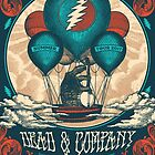 Dead Company June 3 & 4, 2017, Shoreline Amphitheatre At Mountain View, CA  by gratefuldead17