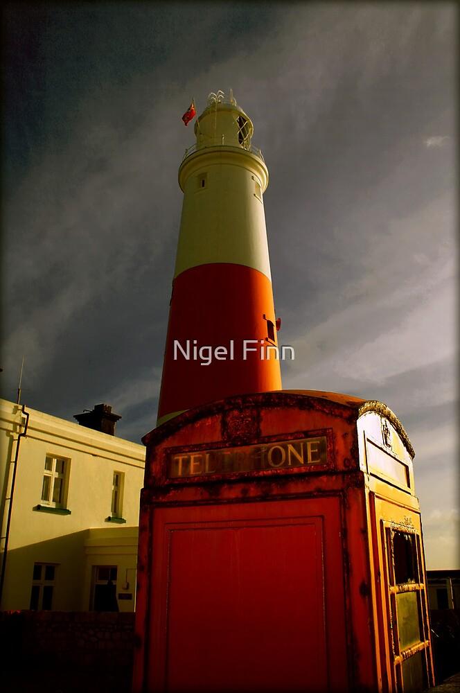 Emergency Services by Nigel Finn