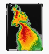Vinilo o funda para iPad Radar Doppler tornado