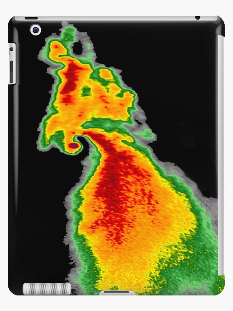 «Radar Doppler tornado» de EverettSmith