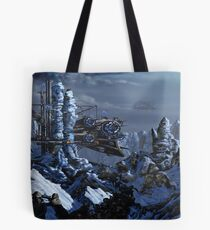 Battle of Eagle's Peak Tote Bag