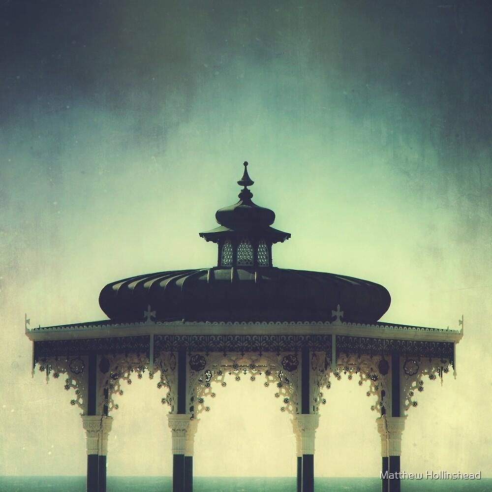 Brighton Bandstand by Matthew Hollinshead