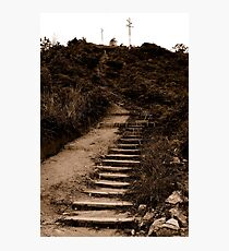 Stair Photographic Print