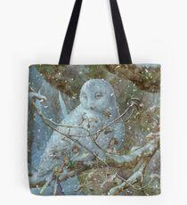 Winter Refuge Tote Bag