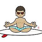 Surf Zen  by 73553