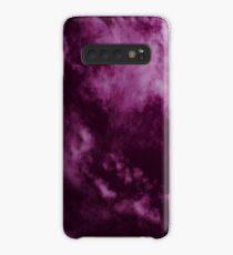 Magenta Sky Case/Skin for Samsung Galaxy