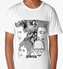 Seinfeld / Revolver Long T-Shirt