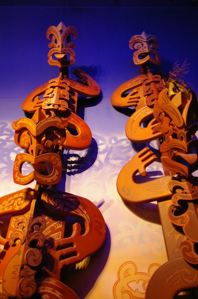 Maori Art by Amareth