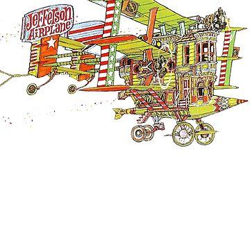 Jefferson Airplane - Después de bañarse en Baxter's de Garblesnatcher