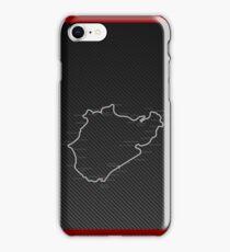 Nordschleife Carbon iPhone Case/Skin