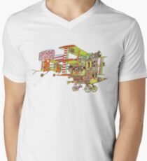 Jefferson Airplane - After Bathing at Baxter's Men's V-Neck T-Shirt