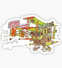 Jefferson Airplane - After Bathing at Baxter's Sticker