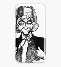 1st Doctor iPhone Case/Skin