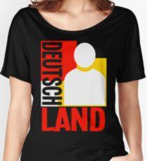DEUTSCHLAND Women's Relaxed Fit T-Shirt