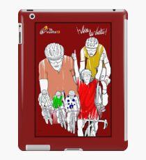 VUELTA: Vintage Cycle Racing Advertising Print iPad Case/Skin