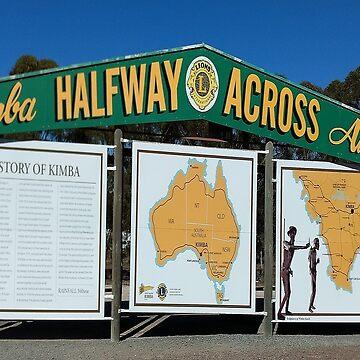Kimba South Australia by artbyjanelucas