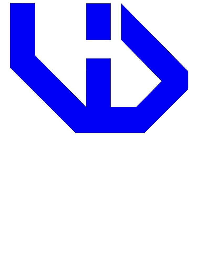 VloginDaily Logo Blue by Scott-Marci VlogInDaily