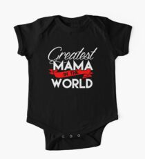 tribute to all moms One Piece - Short Sleeve