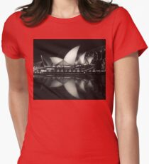 Quiet night at Sydney Opera House  T-Shirt
