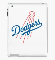 Dodgers iPad Case/Skin