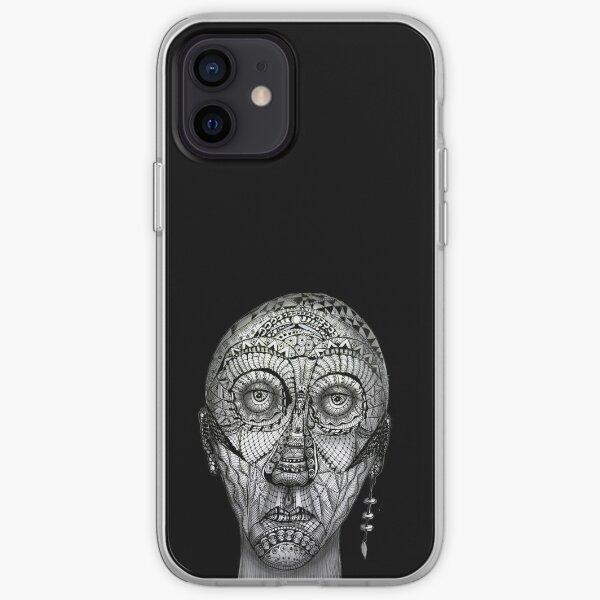 Tattoo man iPhone Soft Case