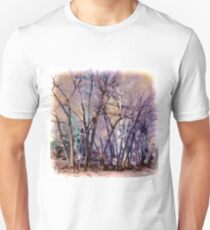 Trees are Poems That the Earth Writes Upon the Sky Unisex T-Shirt