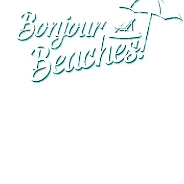 Bonjour Beaches by andzoo