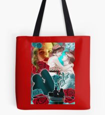 Summertimes Sweet Romance Tote Bag