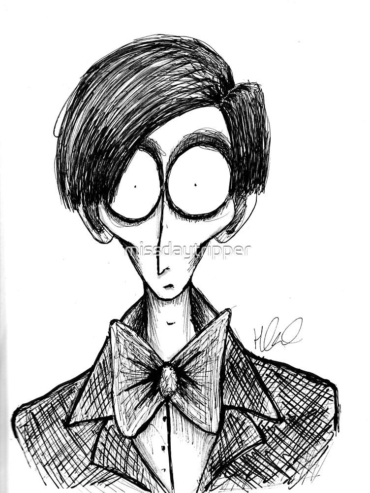 11th Doctor by missdaytripper