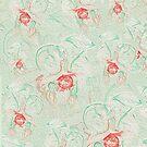 Bush Fuchsia - Textured by aidadaism
