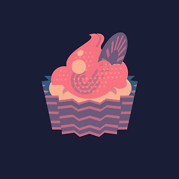 Sweet Tooth - Cupcake by tanzelt