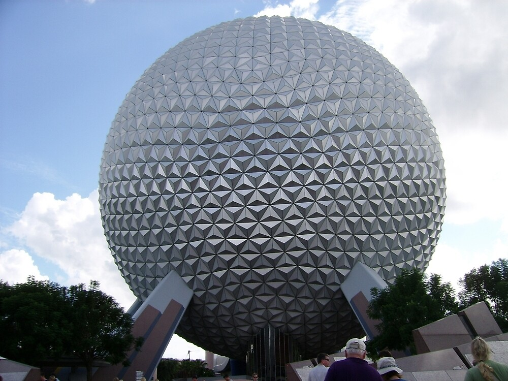 EPCOT by I.A. James