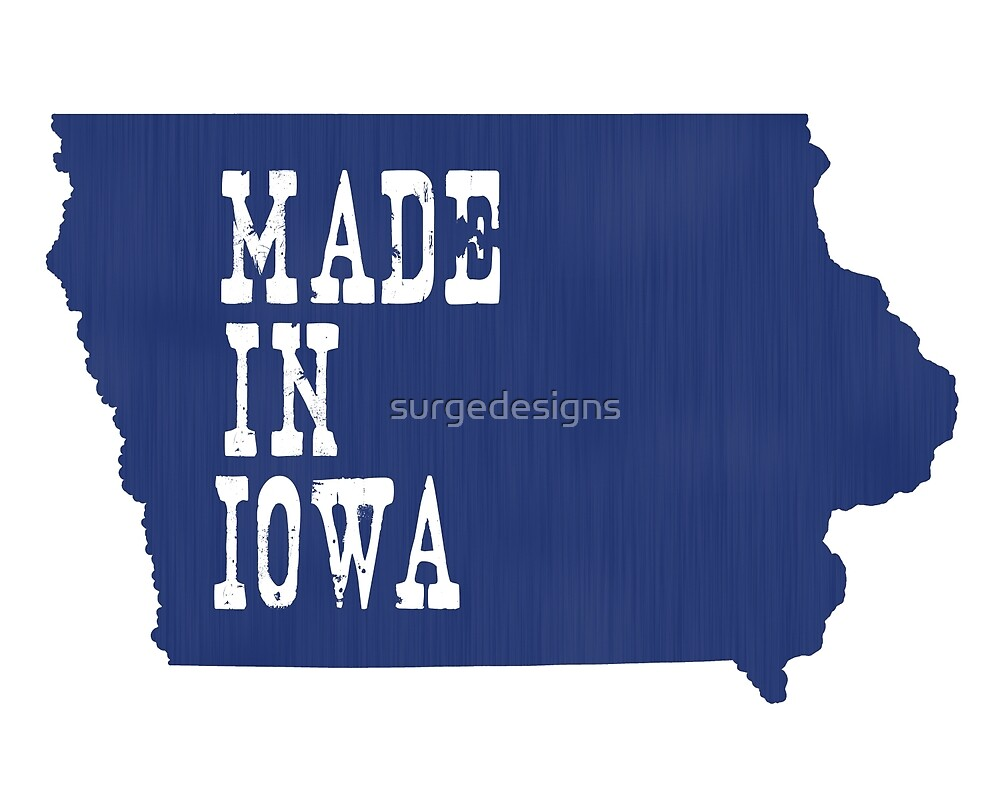 Made in Iowa by surgedesigns