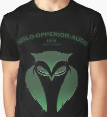 Vigilo Operior Audio Graphic T-Shirt