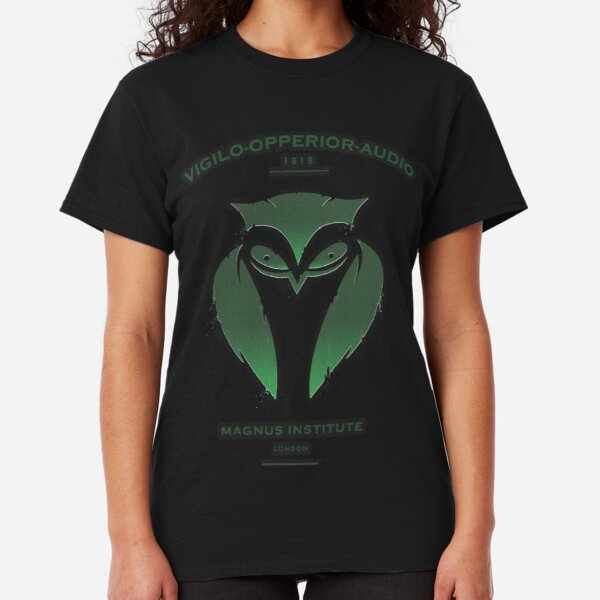 Vigilo Operior Audio Classic T-Shirt