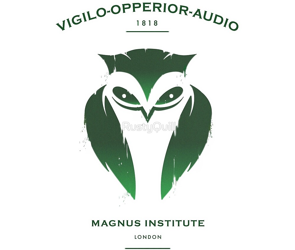 Vigilo Operior Audio by RustyQuill
