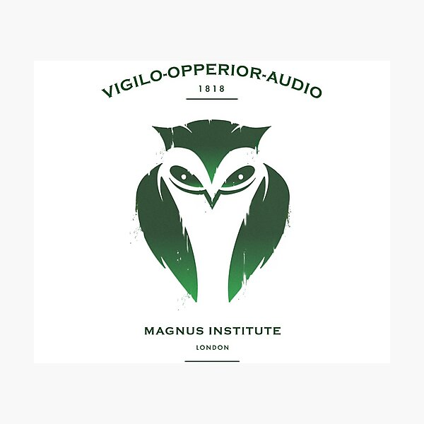 Vigilo Operior Audio Photographic Print