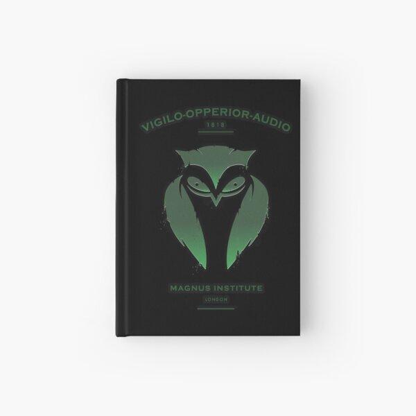 Vigilo Operior Audio Hardcover Journal