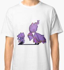 Pokemon - Ghost Zippers Classic T-Shirt