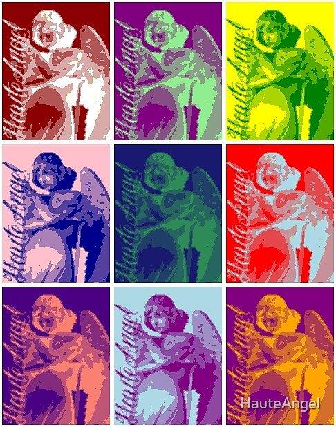 HauteAngel Warhol Edition by HauteAngel